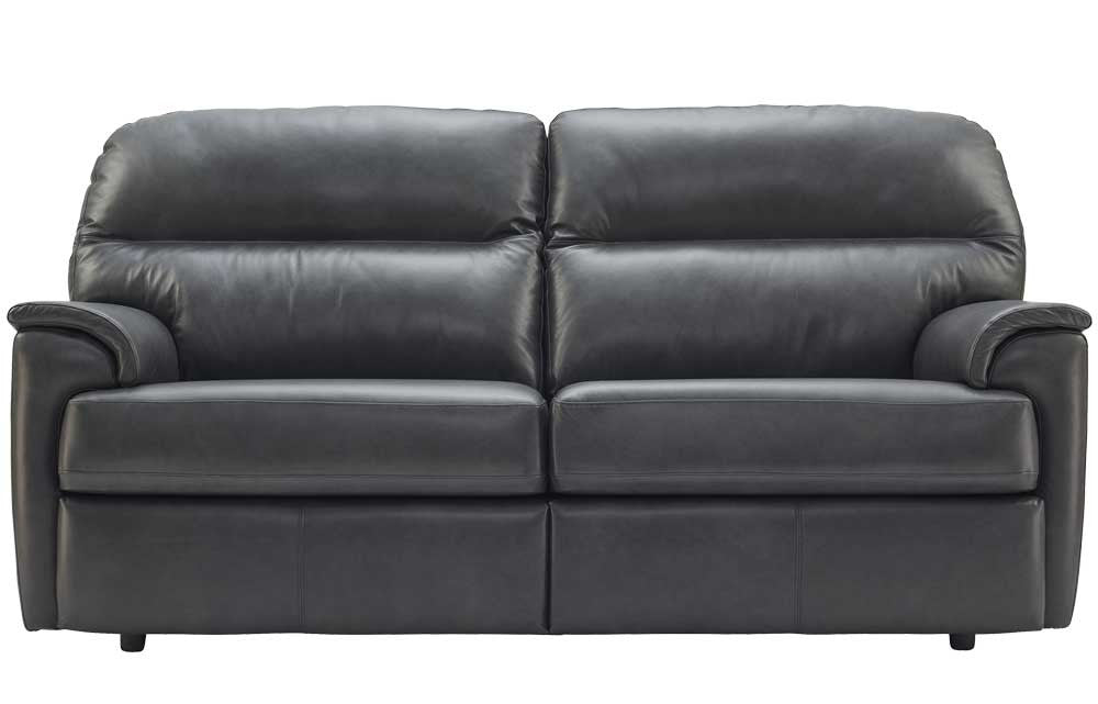 G Plan Watson 3 Seater Sofa (Leather)