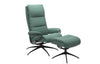 Stressless Tokyo High Back Chair and Stool (Star Base)