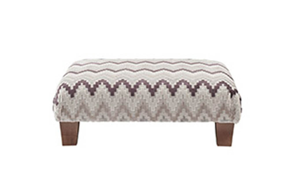 Manor Collection Jasper Foot Stool