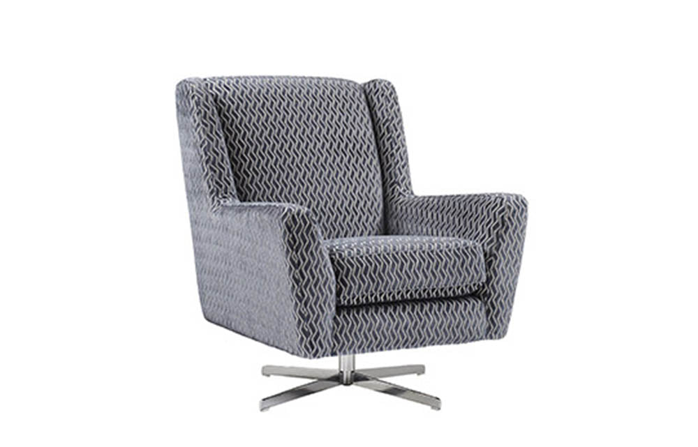 Manor Collection Jasper Swivel Chair