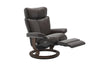 Stressless Magic Reclining Chair (M) (Classic Leg Comfort Base)
