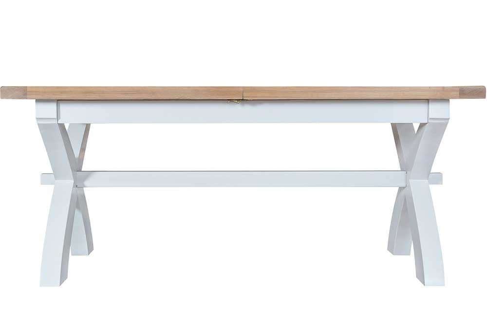 Manor Collection Lydiard 1.8m Cross Extending Table