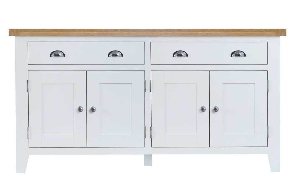 Manor Collection Lydiard 4 Door Sideboard