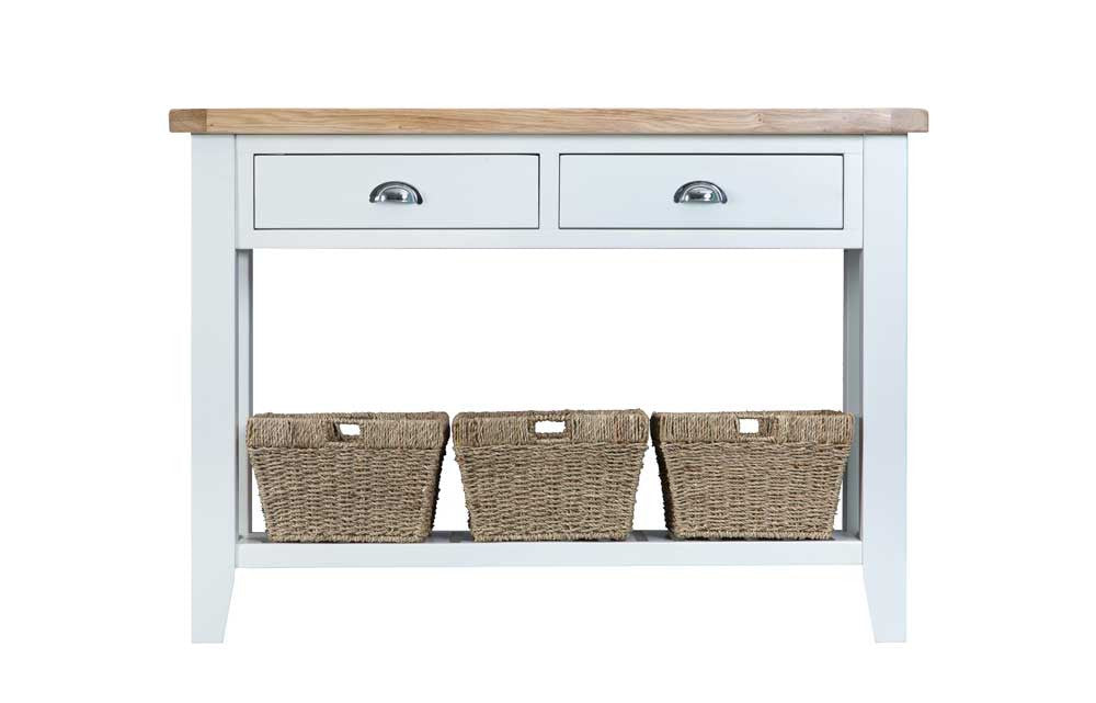 Manor Collection Lydiard Large Console Table