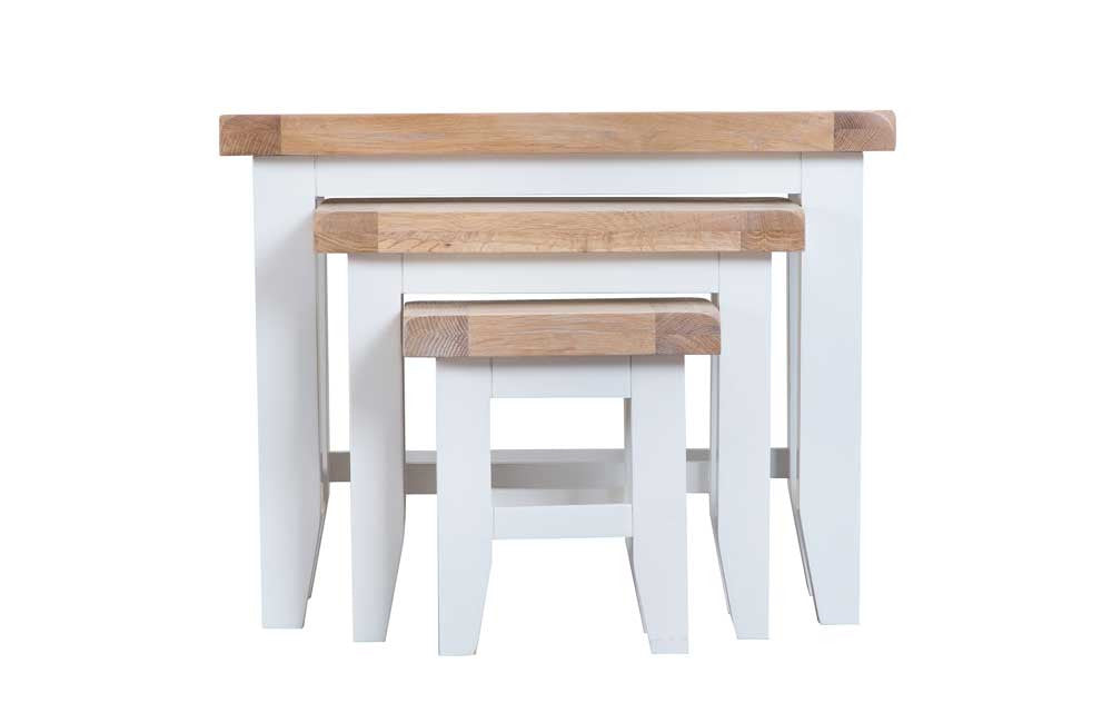 Manor Collection Lydiard Nest of 3 Table