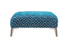 Manor Collection Magarth Designer Foot Stool