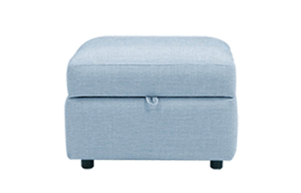 Manor Collection Magarth Storage Foot Stool