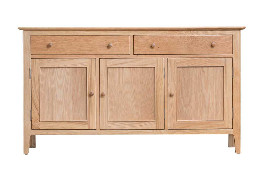 Manor Collection Marlborough 3 Door Sideboard