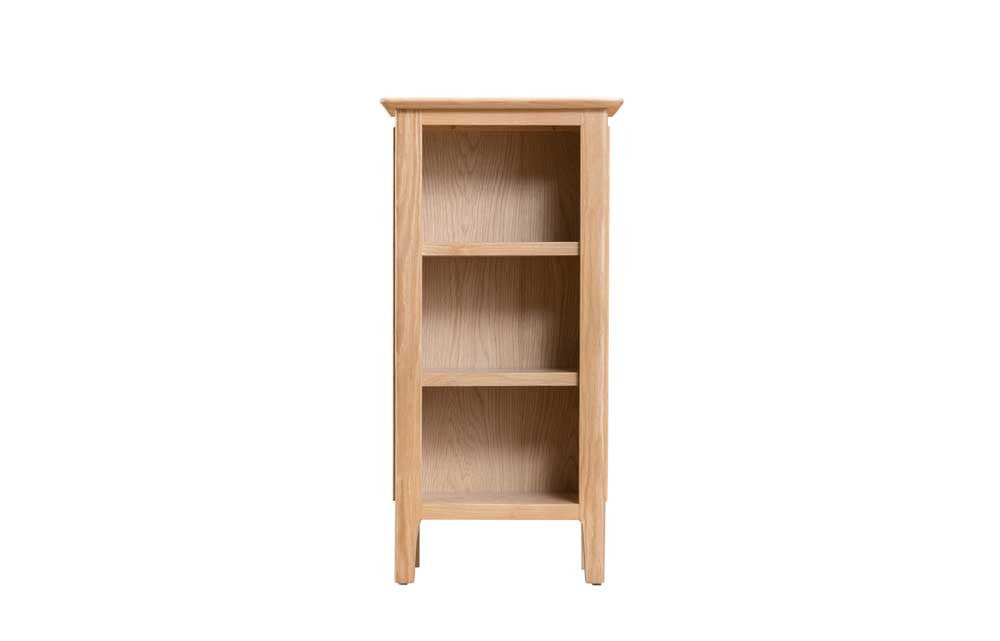 Manor Collection Marlborough Small Narrow Bookcase