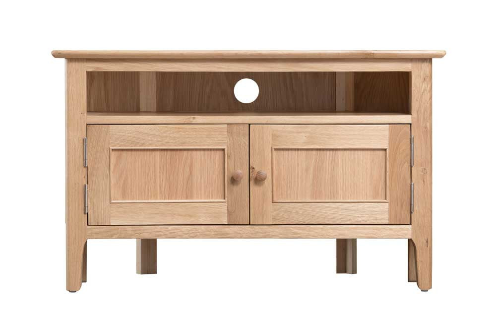 Manor Collection Marlborough Corner TV Cabinet