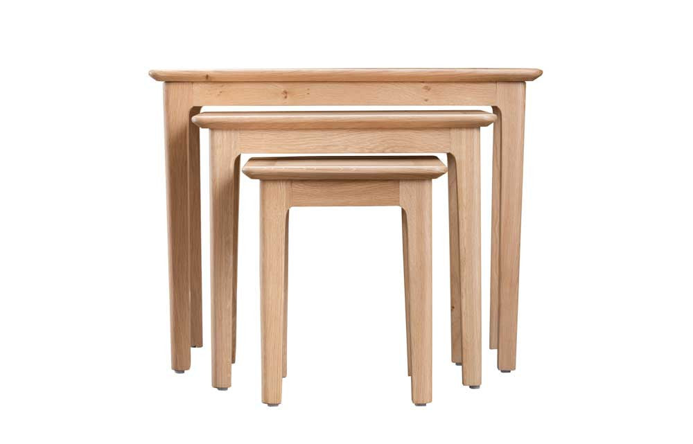 Manor Collection Marlborough Nest Of 3 Tables