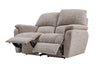 Manor Collection Sutton 2 Seater Manual Recliner