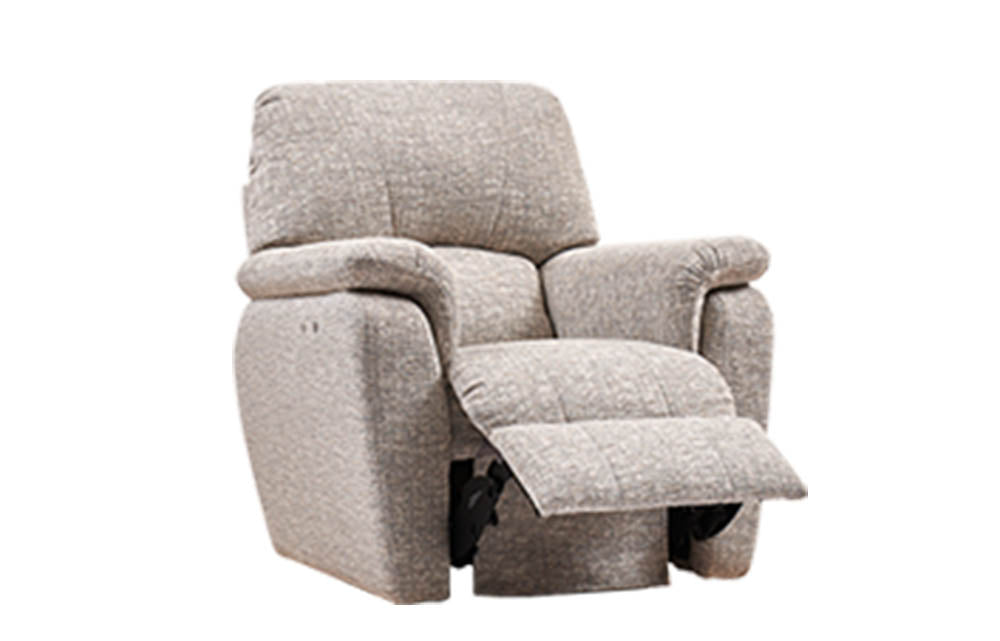 Manor Collection Sutton Power Reclining Chair
