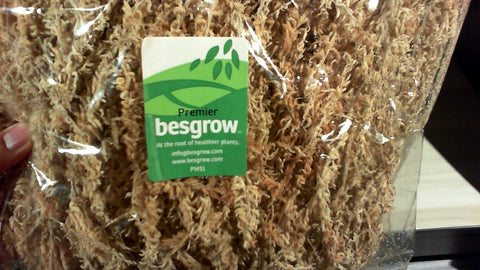 New Zealand Premium Long Strand Sphagnum
