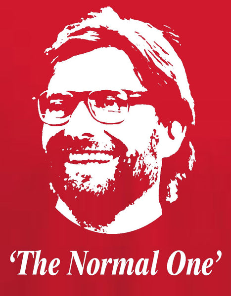 klopp the normal one