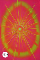 UV Glow Painting Star Glow Abstract