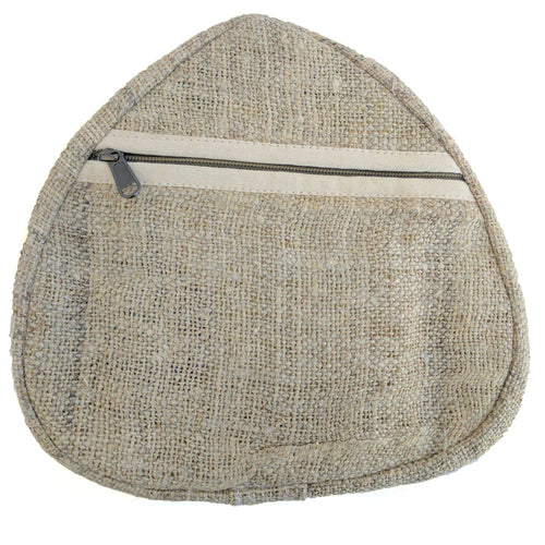 HEMP Magic Travel Bag made from 100% natural, organic and eco-friendly handwoven HEMP