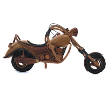Load image into Gallery viewer, Cruiser bike hand-crafted from wood