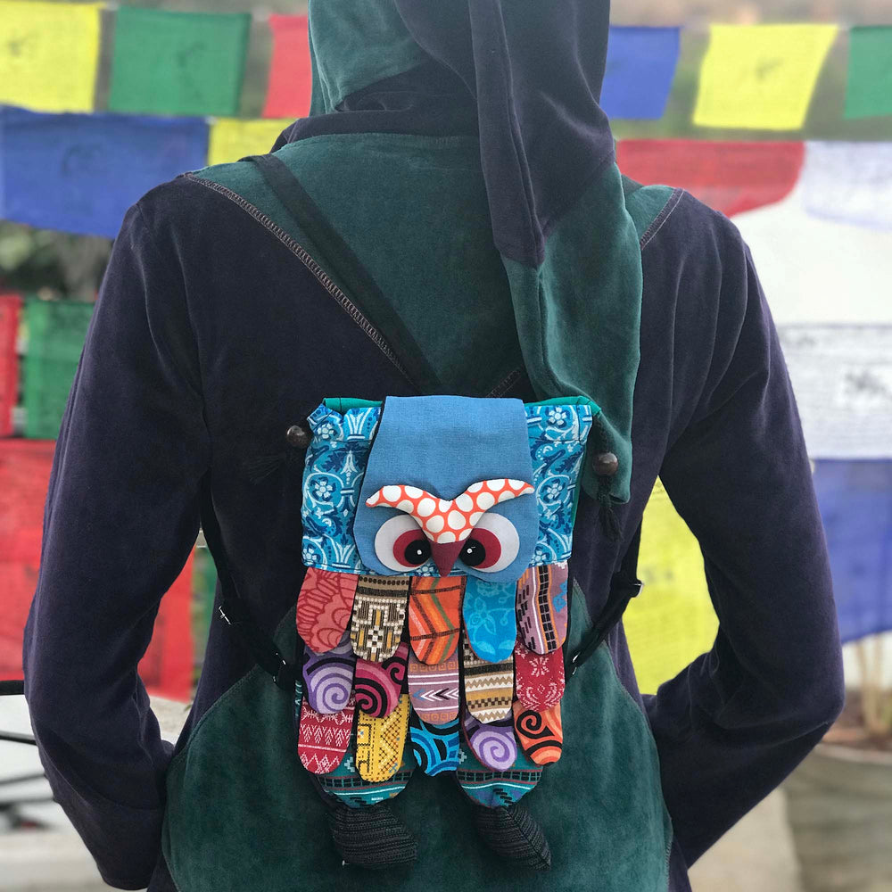 Owl Backpack Mini