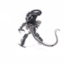 Miniature Wire Art Wire Art Alien hand-crafted from aluminium wire