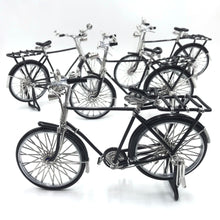Load image into Gallery viewer, Miniature Wire Art Vintage Cycle hand-crafted from aluminium wire