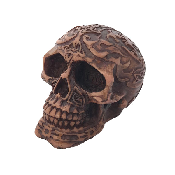 Skull Paperweight for office table
