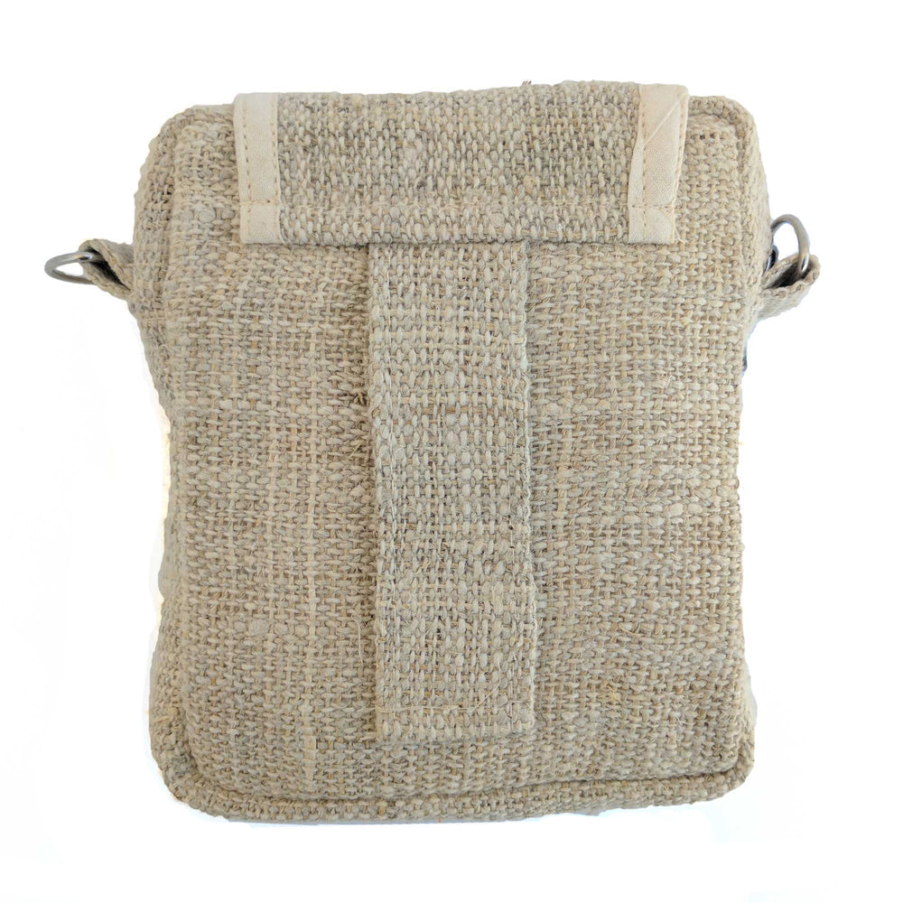 HEMP Sling Bag made from 100% natural, organic and eco-friendly handwoven HEMP