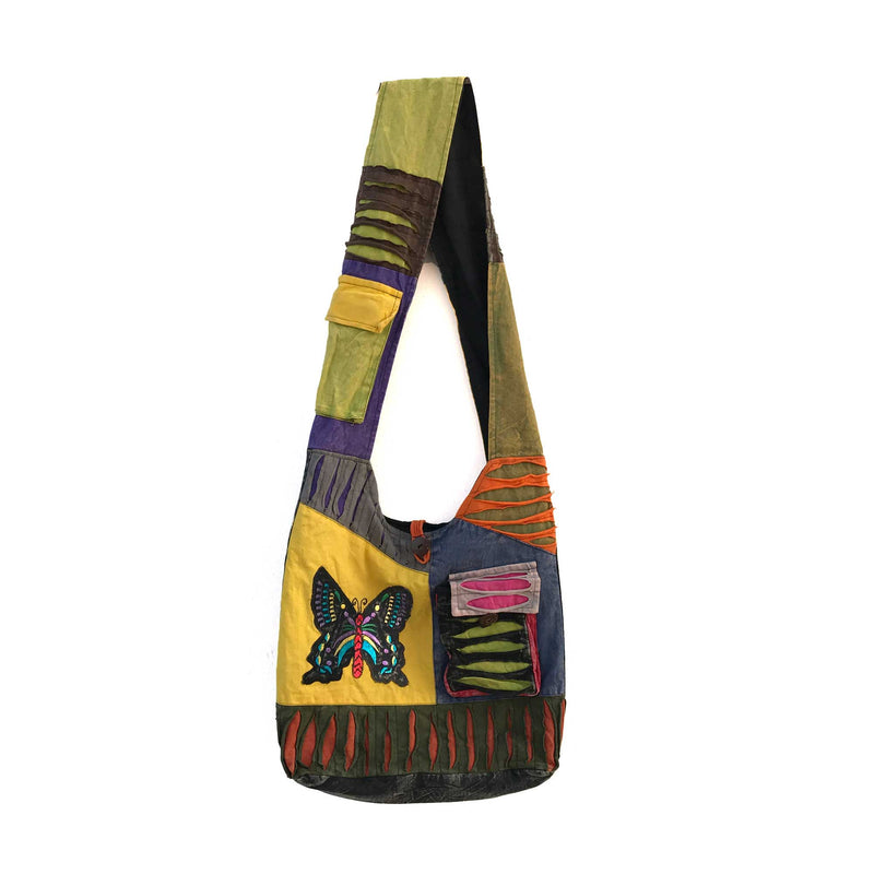 Butterfly Jhola Bag