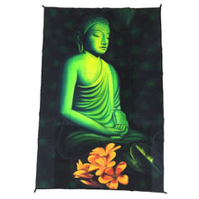Load image into Gallery viewer, UV Glow Fluorescent Painting Buddha