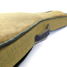 Load image into Gallery viewer, HEMP Guitar Case made from 100% natural, organic and eco-friendly handwoven HEMP