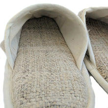 Load image into Gallery viewer, HEMP Slippers made from 100% natural, organic and eco-friendly handwoven HEMP