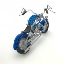 Load image into Gallery viewer, hand-crafted Wire-art Harley Bike