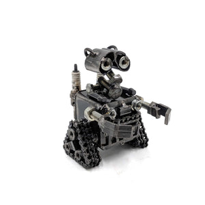 Miniature Disney Wall-E metal art figurine