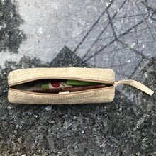 Load image into Gallery viewer, Pure Hemp Long Case made from 100% pure HEMP with men travel accessories
