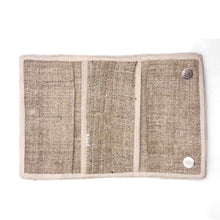 Load image into Gallery viewer, Hemp Clutch Organic and Eco-friendly