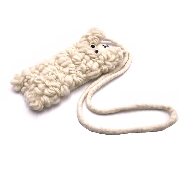 Sheep Felt SLing Bag