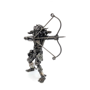Predator Miniature Metal Art Figurine