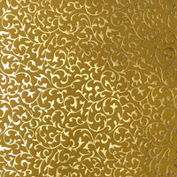 Atrangi Gifting Yellow Gold Gift Wrapping Paper