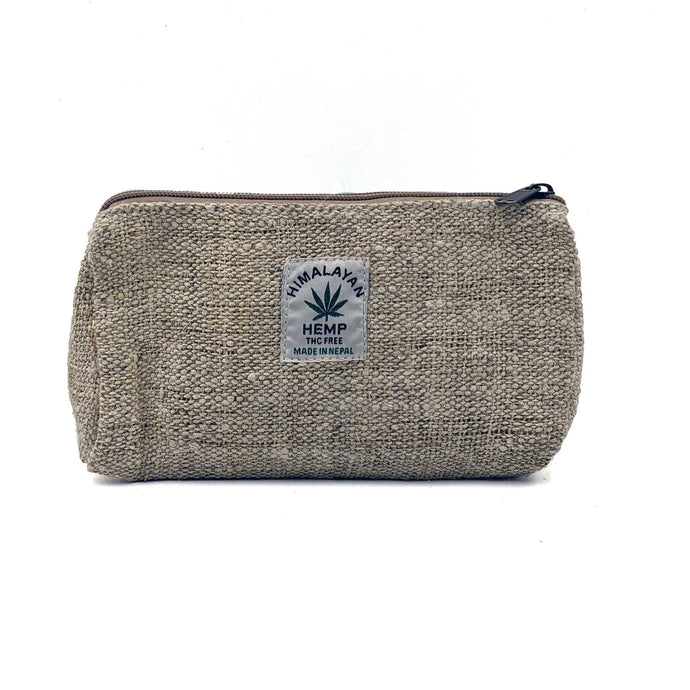 hemp pouch mini front view