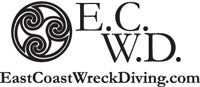 East Coast Wreck Diving Training