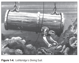 Lethbridge's Diving Suit