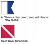 Diver Flags