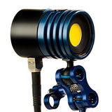 StoneRust.com - Underwater Light Dude - Underwater Light Dude Dual LD-100V Head 10,000 Lumen Video Light - 2