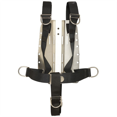 StoneRust.com - Scubaforce - TEC Harness Black Devil