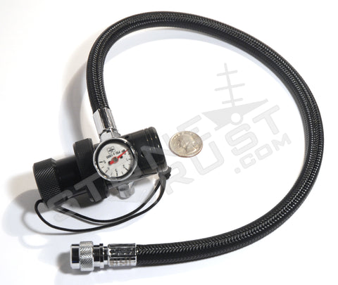 StoneRust.com - Highland - Complete Argon/ Drysuit Inflator Regulator