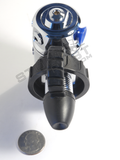 StoneRust.com - Scubaforce - Black Devil 1st Stage Regulator with Swivel Turret - 4
