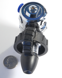 StoneRust.com - Scubaforce - Black Devil 1st Stage Regulator with Swivel Turret - 5