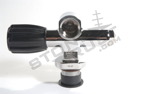 StoneRust.com - Thermo - Right Hand Modular DIN Valve 300 Bar