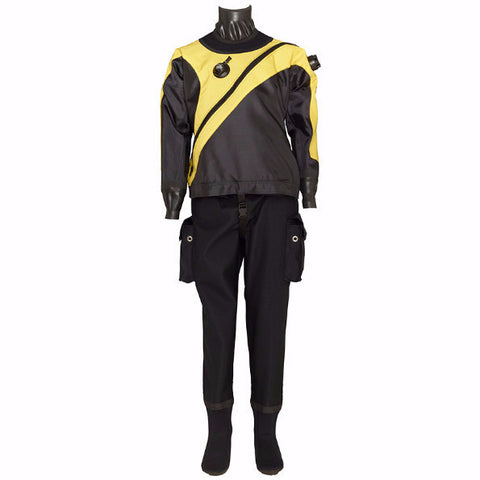 StoneRust.com - Scubaforce - Explorer Drysuit - 1