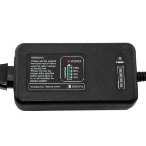 StoneRust.com - Underwater Light Dude - G5 Li-Ion 2.0A 18.5 Charger